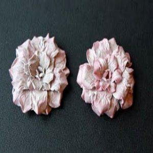 توضيحات آموزش روبان دوزی و گلهای روبانی/اورجینال