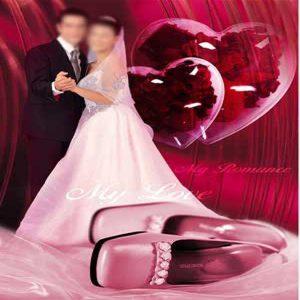توضيحات فون دیجیتالی عروس و داماد – اورجینال