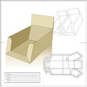 الگو های آماده طراحی پاکت