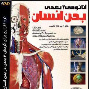 3 بعدی در بدن انسان
