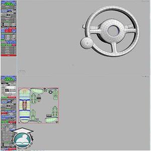 آموزش نرم افزار Headus UV Layout