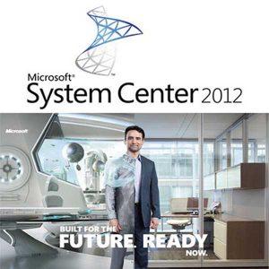 افزارهای System Center 2012