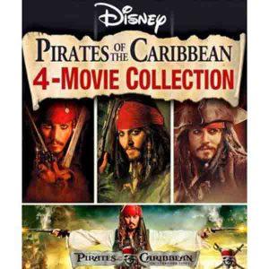 فیلم های دزدان دریایی