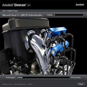 نرم افزار Autodesk Showcase v2012