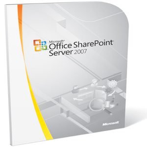 نرم افزار Office SharePoint Server 2007