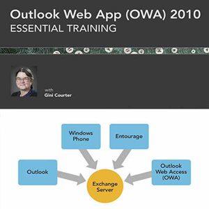 نسخه تحت وب Outlook 2010