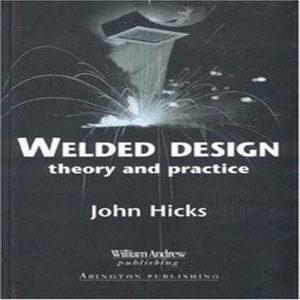 کتاب الکترونیکی طراحی جوشکاری
