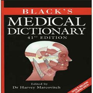 کتاب فرهنگ اصطلاحات پزشکی