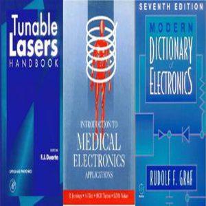 کتاب های برق و الکترونیک
