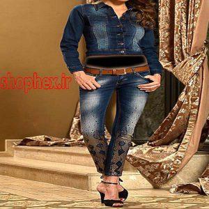 مدل لباس جين